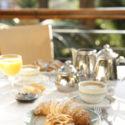 Breakfast at Monastery Stays