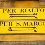 Venice Street Signs