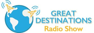 Monastery Stays on Great Destinations Radio Show
