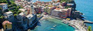 Vernazza - Cinque Terre - Monastery Stays