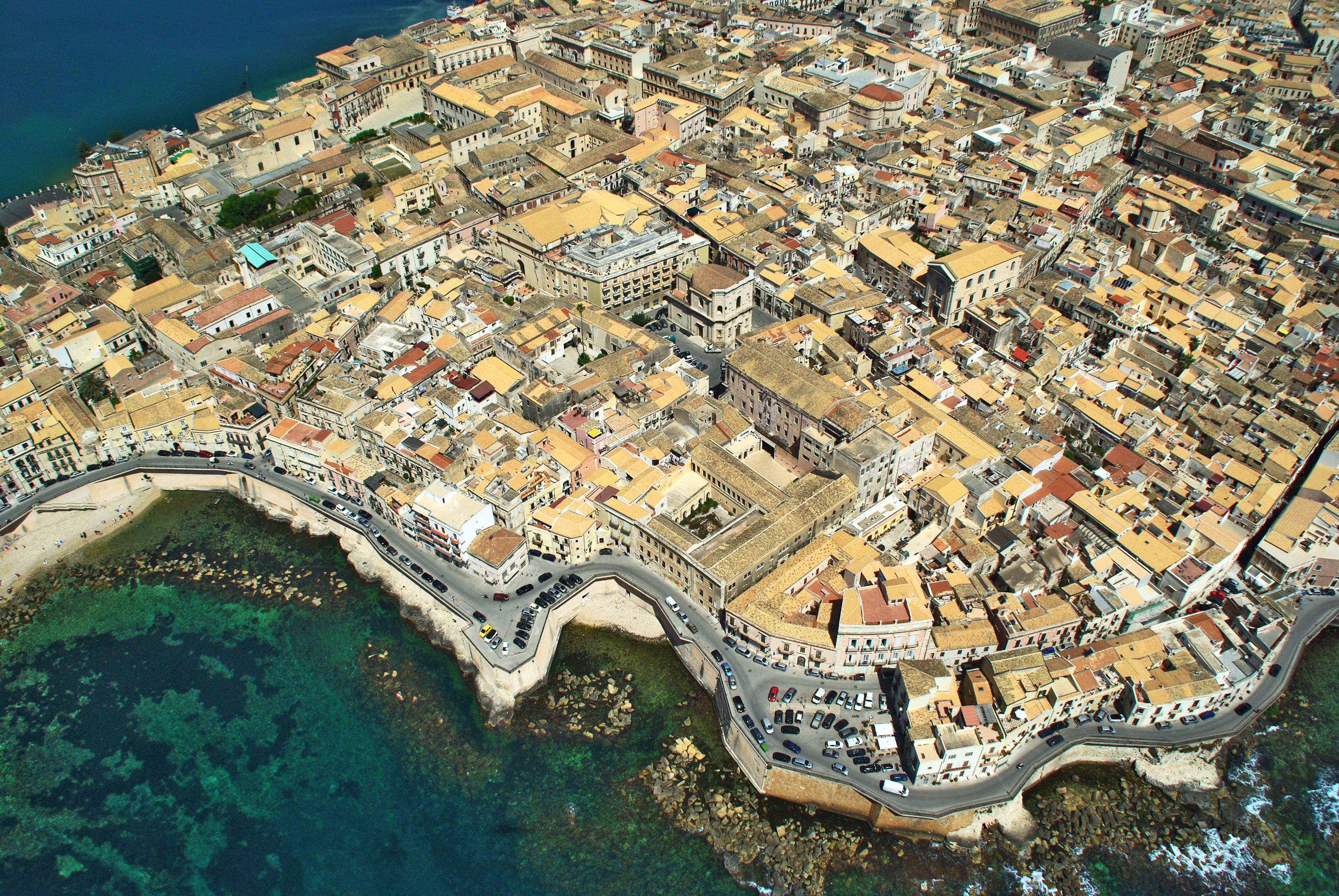 Syracuse - Sicily - Monastery Stays