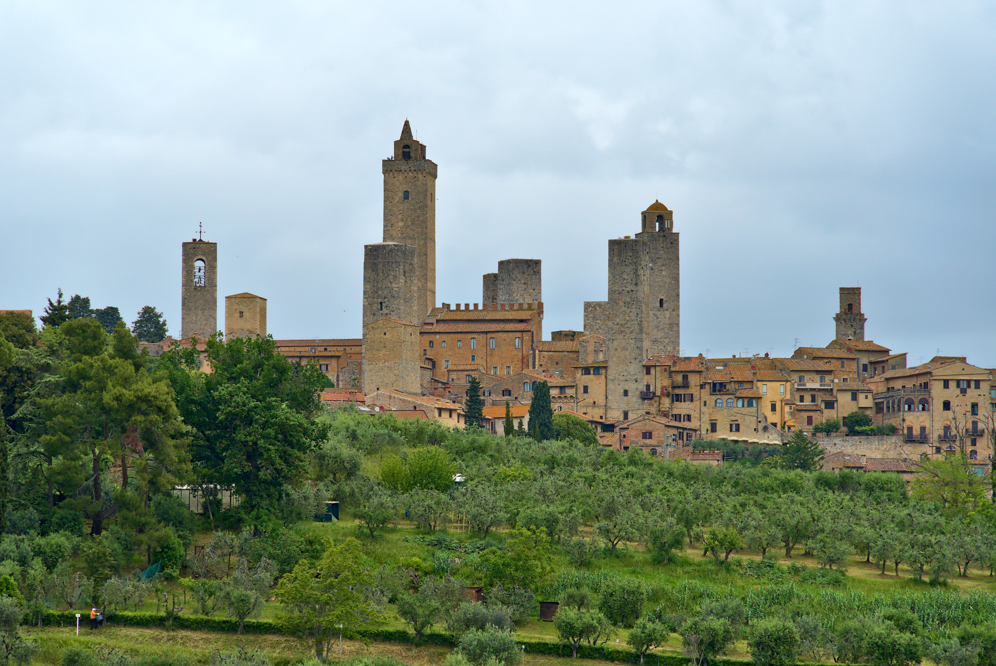 San Gimignano, Monastery Stays