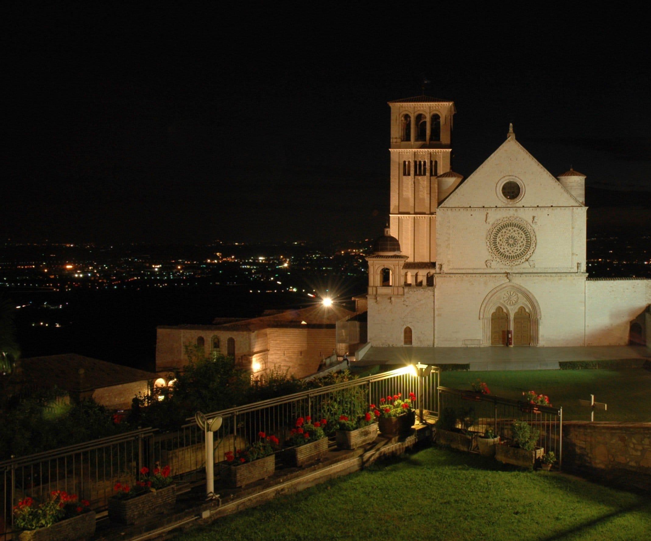 Basilica di San Francesco, with Monastery Stays