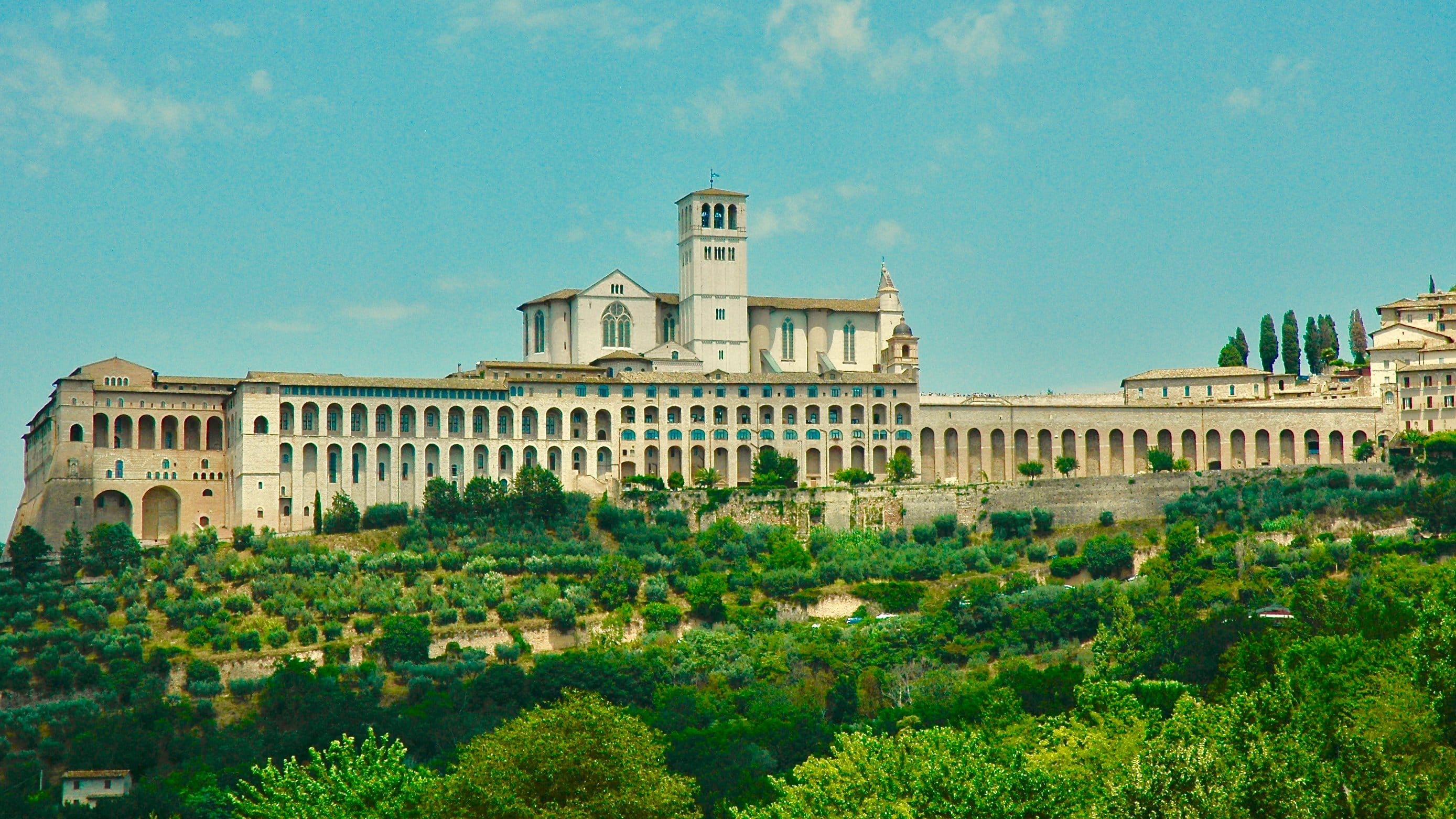Assisi, with Monastery Stays