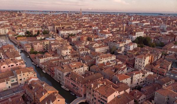 Venice, with Monastery Stays