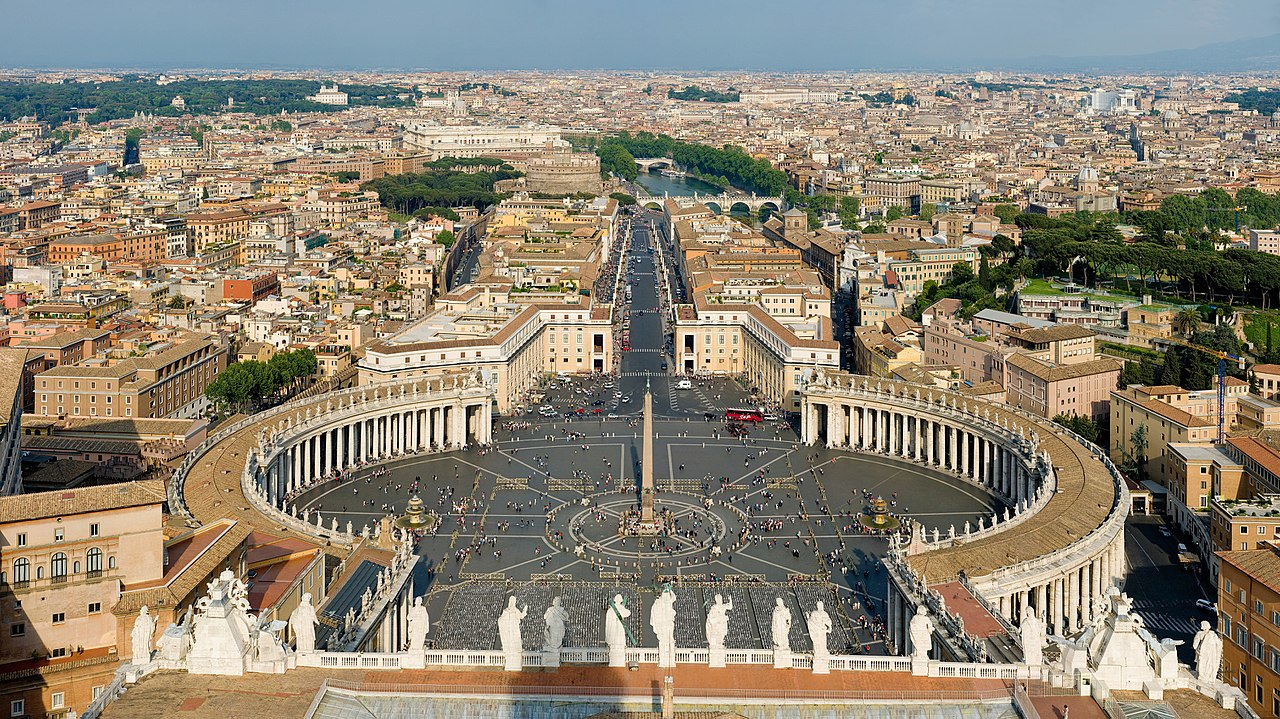 Vatican, with Monastery Stays