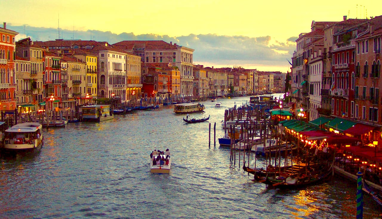 Venice, with Monastery Stays