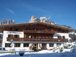Image of Pera Val di Fassa B&B rooms