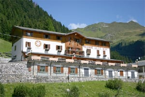 Image of Mezzoldo accommodation