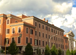 Image of Vatican accommodation